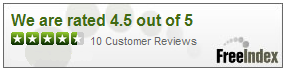 Business Website SEO Customer Feedback Rating