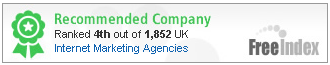 BW-SEO Top 4 UK Internet Marketing Companies